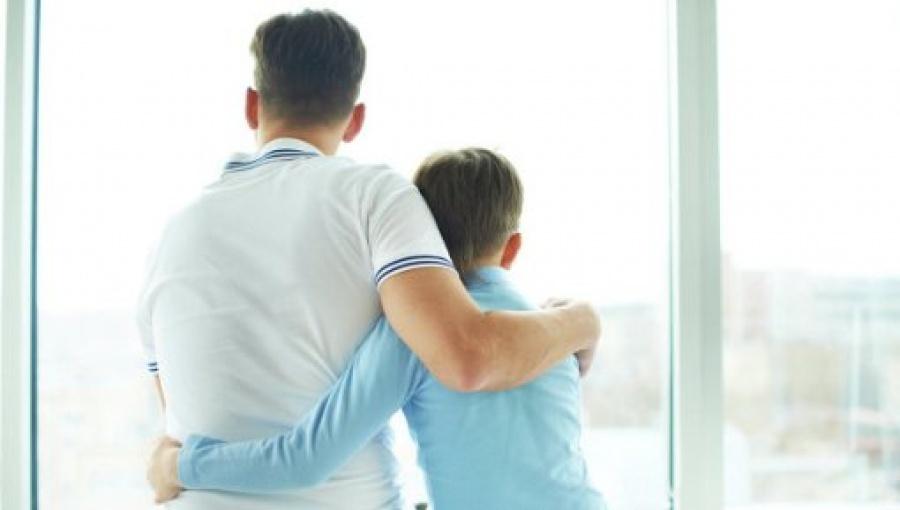 Лише для 1% опитаних підлітків їхній батько заслужив бути авторитетом.