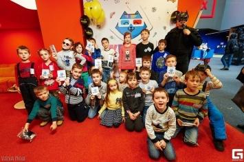 В Києві відбувся перший захід від дитячого кіноклубу KINDER! Як це було?
