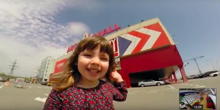 Відеоблог маленької Анжеліки. Ревізія дитячих закладів від найвибагливіших клієнтів!