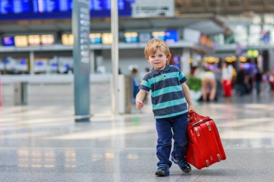 Безвіз для дітей: все про дитячі паспорти.