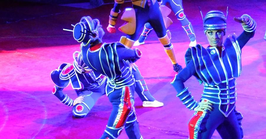 Що особливого в цирку?