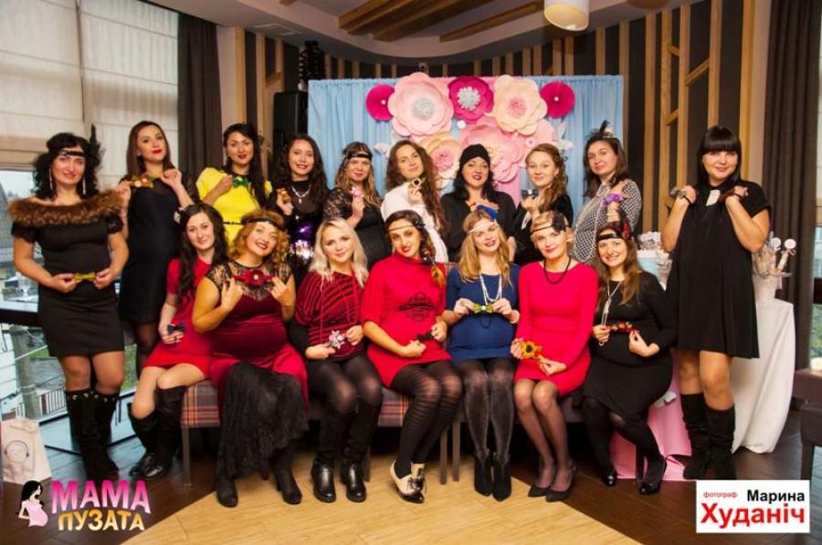 Лімузини, грузинська кухня та квести: як у Рівному відзначали вечірку вагітних (фото)