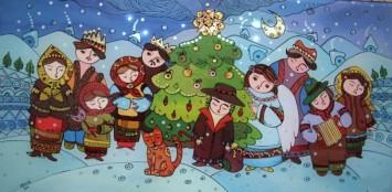 Як святкували різдвяні та новорічні свята століття тому і тепер