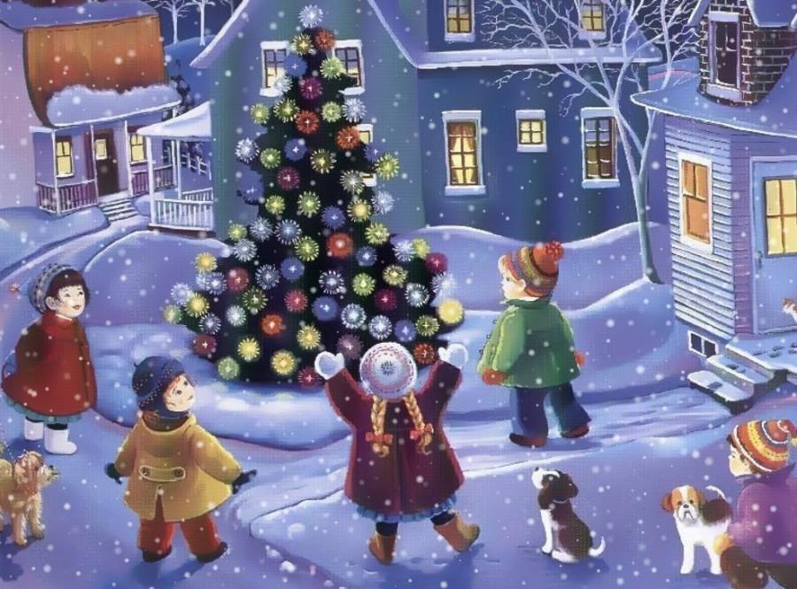 Вечірня новорічна казка. Благодійне сімейне свято