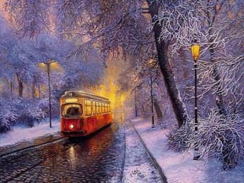 Трамвай Кохання у Львові