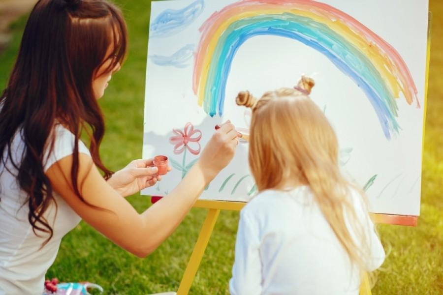 Творчий розвиток дитини