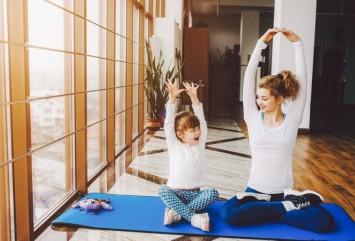 Здорова спина: вправи для бездоганної постави школяра