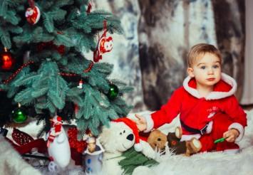 Новорічні поробки: чим прикрашати ялинку, якщо в домі дитина