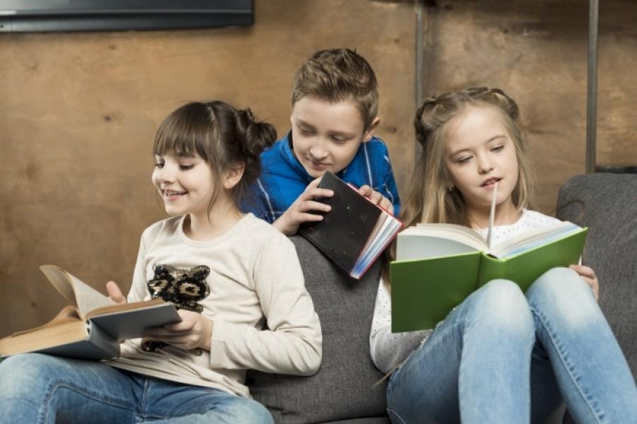 Вчимо англійську з дітьми: топ-10 дитячих книжок англійською мовою