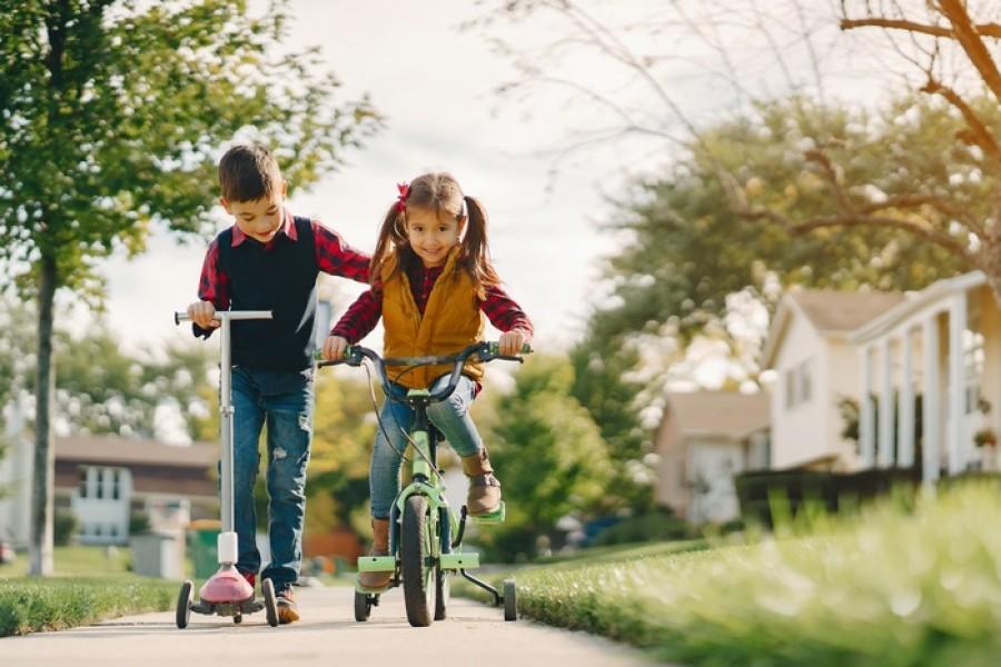 Як правильно вибрати дитячий велосипед: топ-5 корисних порад
