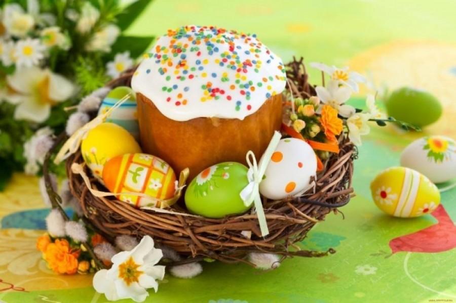 Пасха: оригінальні ідеї та рецепти до Великодня
