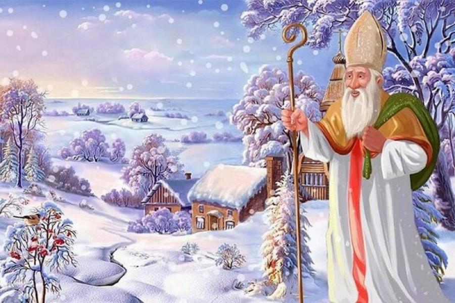 Вірші до Дня Святого Миколая: добірка поезії для дітей