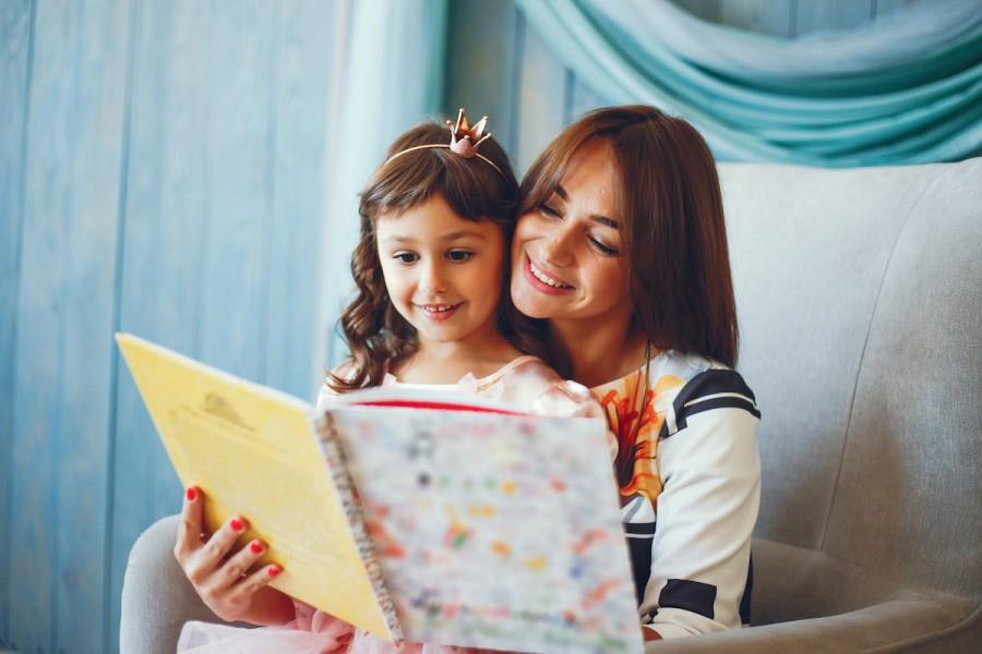 Читаємо дітям: вказівки, які допоможуть прищепити дитині любов до читання
