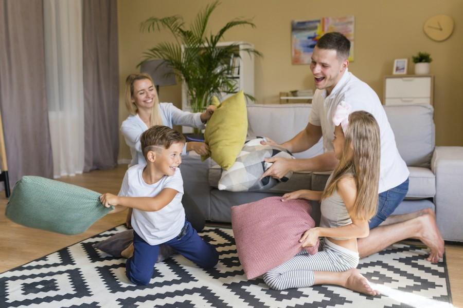 Ігри з дітьми: топ-6 порад, як навчитися цінувати час, проведений з дитиною