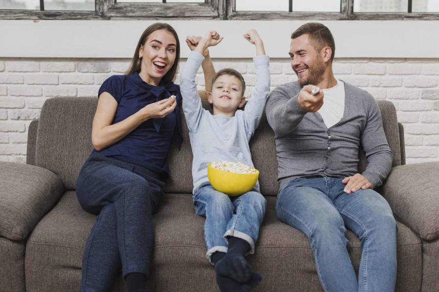 Сімейні фільми: що подивитися з дітьми на карантині