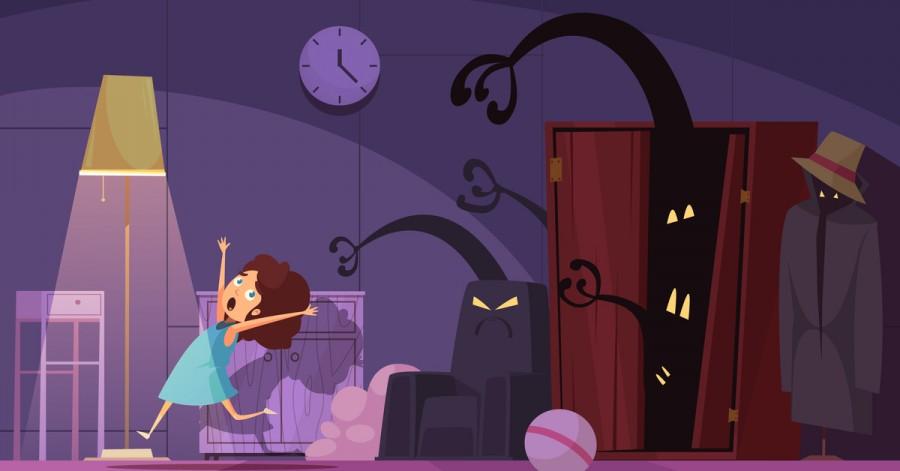 Дитячі страхи: як допомогти дитині впоратися з переживаннями