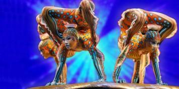 Легендарний «Цирк дю Солей» виклав записи своїх вистав у відкритий доступ