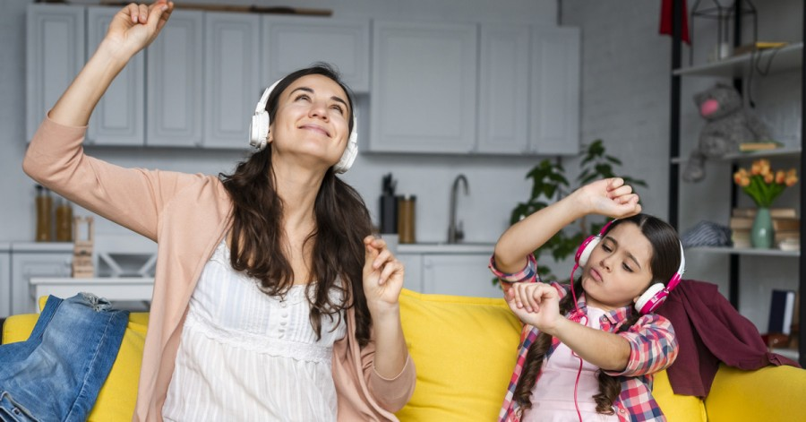 Школа для батьків: як прищепити дитині музичний смак