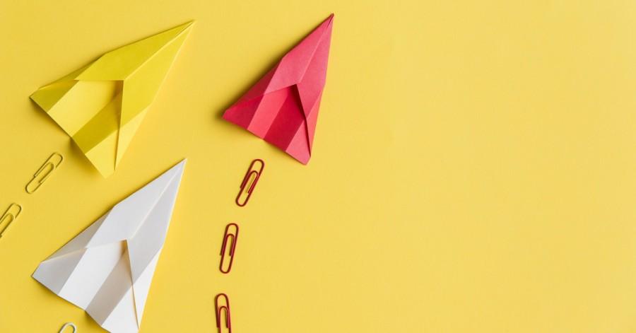 Привіт із дитинства: топ-9 способів навчити дитину створювати паперові літачки