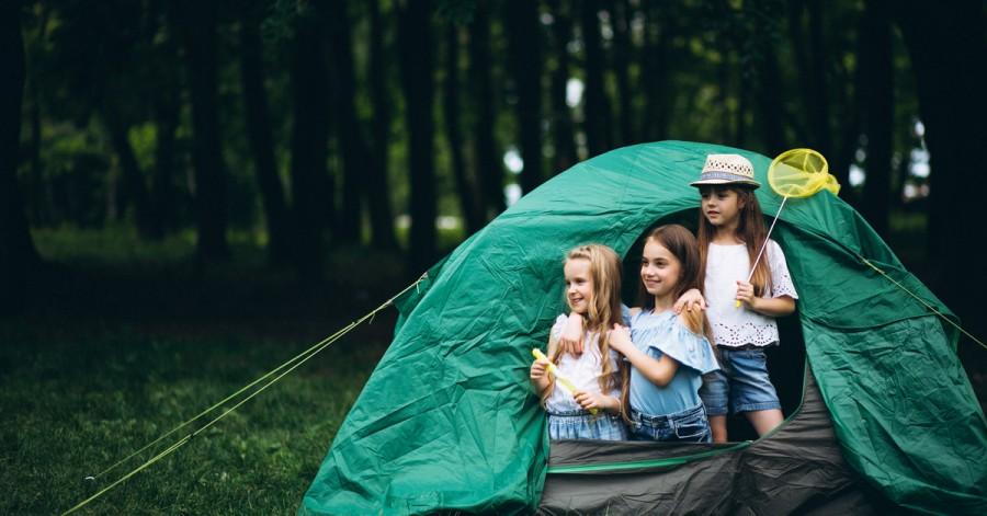 Активне літо: як підготувати і зібрати дитину в літній табір