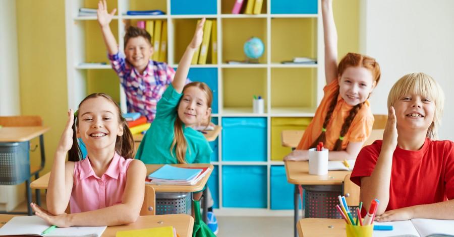 Як подружити і об'єднати дітей в класі