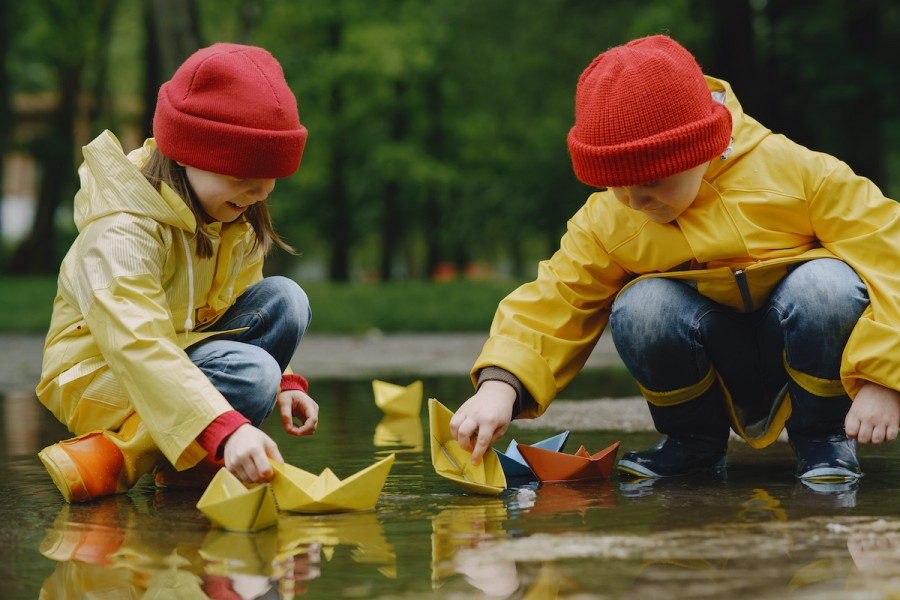 Промокли ноги у дитини: що треба робити, щоб не захворіти