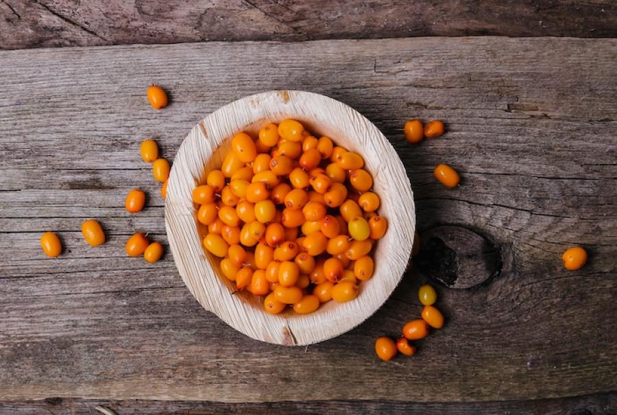 Вітамінна осінь: топ-5 найкорисніших ягід та рецепти з ними