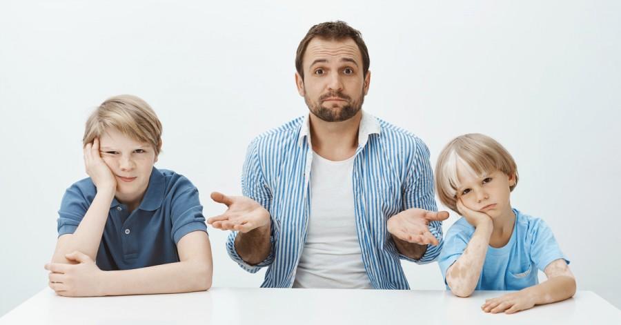 Школа для батьків: як правильно встановлювати заборони для дитини