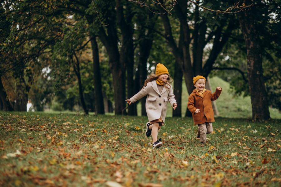 Користь від прохолоди, або чому осінь — не привід відмовлятися від прогулянок?