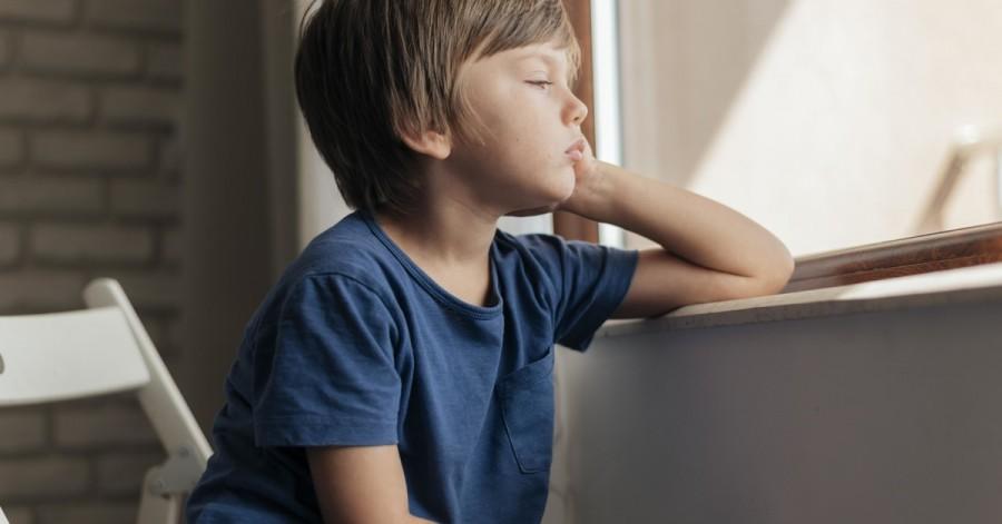 Ознаки стресу у дитини: що робити і як допомогти