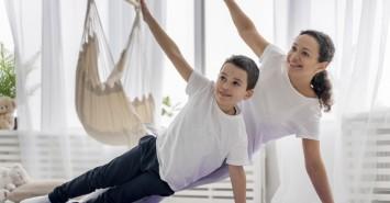 Фізпідготовка дітей: чому це важливо і як із цим справи в Україні
