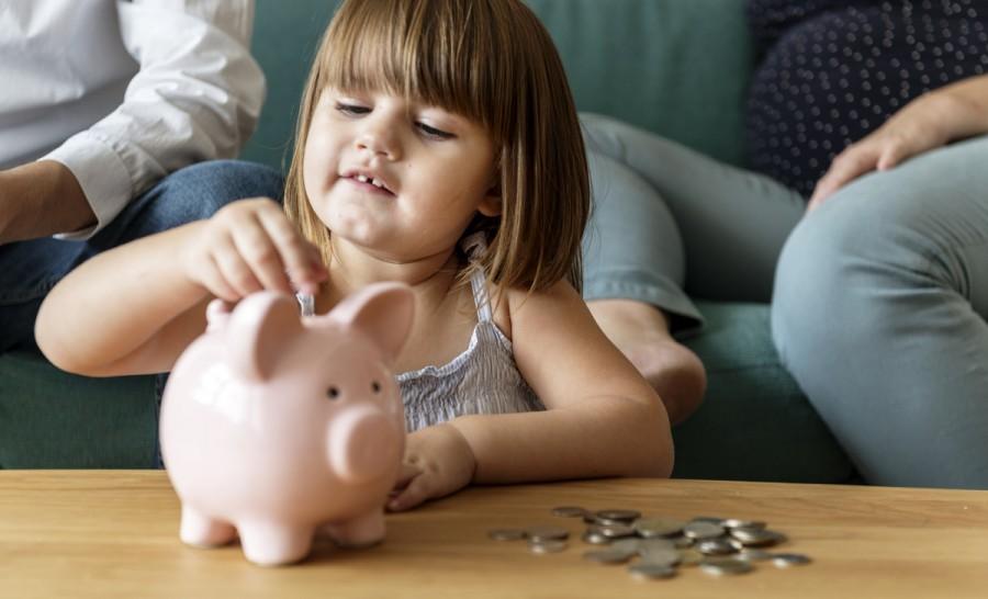 Як пояснити дитині, що у вас немає грошей