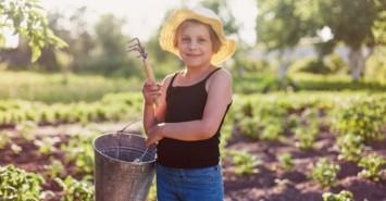 Літо на дачі: чому дитині корисно проводити час в селі