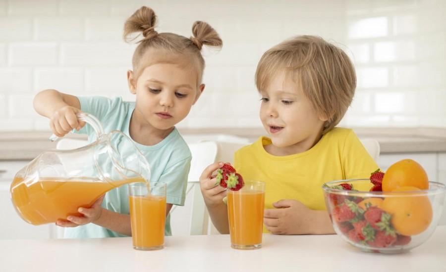 Літні напої: топ-7 рецептів для дітей