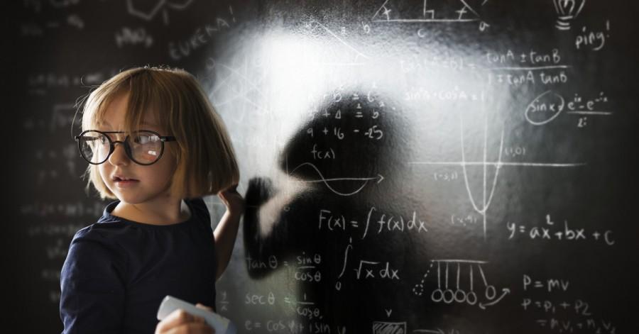 Як прищепити дитині любов до математики