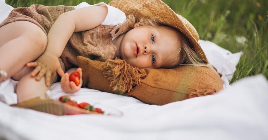 Які ягоди можна давати дитині до 3 років
