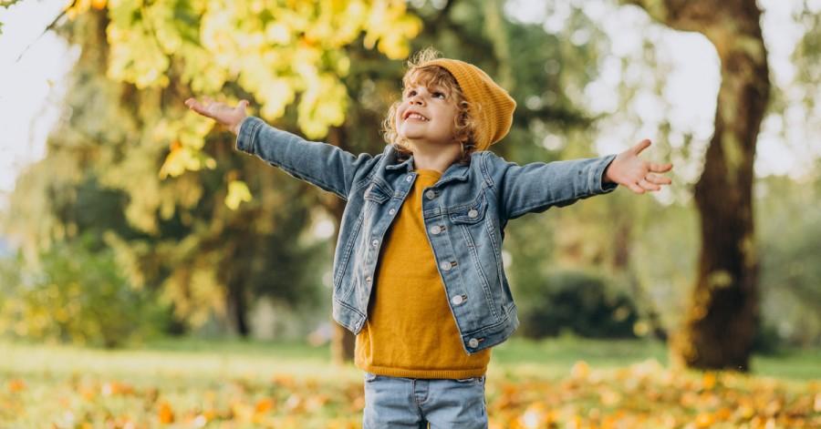 Як провести осінні вихідні з дітьми: оригінальні ідеї