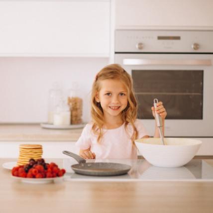 Смаколики до чаю, які діти зможуть приготувати самотужки