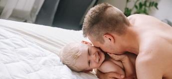 Тато вам не мама, або що татусі роблять краще матусь