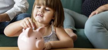 Діти та гроші: фінансовий лікнеп