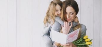 Топ-7 креативних весняних листівок для матусі