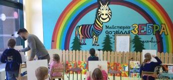 """Малювання по неділях для дітей 5-7 років від Майстерні """"Зебра"""""""