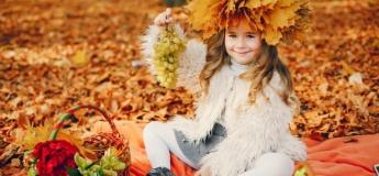 Даруйте враження: чим можна зайнятися з дитиною восени