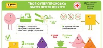 """""""Дізнайся про свою силу"""": телеканал ПЛЮСПЛЮС і МОЗ України запустили анімаційний ролик для дітей про протидію коронавірусу"""