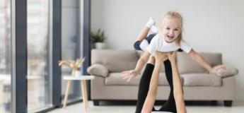 Ранкова зарядка для дітей: вправи для різного віку