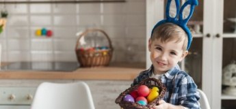 Великдень вдома: як весело відсвяткувати свято на карантині з дітьми