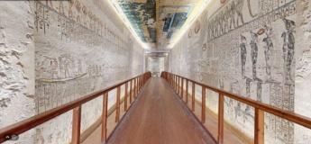 В Єгипті запустили безкоштовні онлайн-подорожі визначними пам'ятками