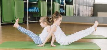 Як виправити поставу дитини: топ ефективних вправ