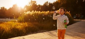 Батькам на замітку: топ активних ігор на свіжому повітрі