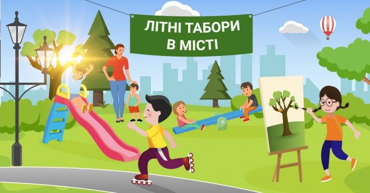 Літні програми та табори Києва та Київської області 2020